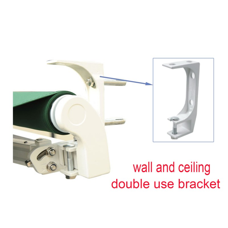 2x Ceiling/ Wall Mounted Mount Bracket For 3m Or 4m Awning