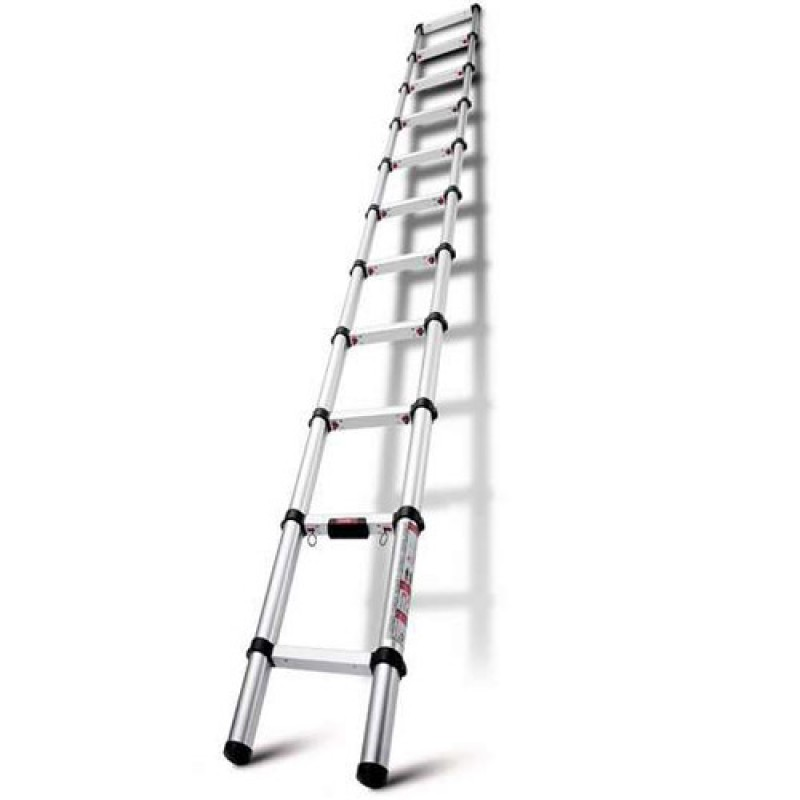 10 Steps Telescoping Ladder