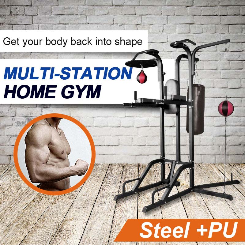 Qld pickup power boxing station stand gym speed ball