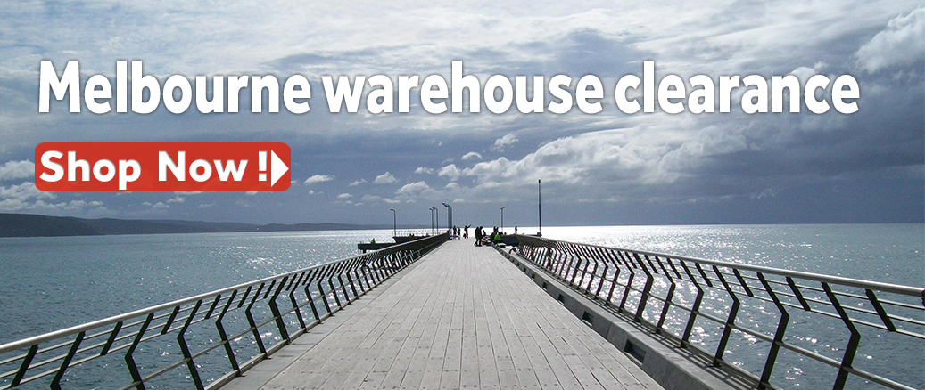 VIC warehouse Clearance
