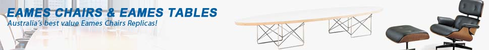 Eames Chairs & Eames Tables