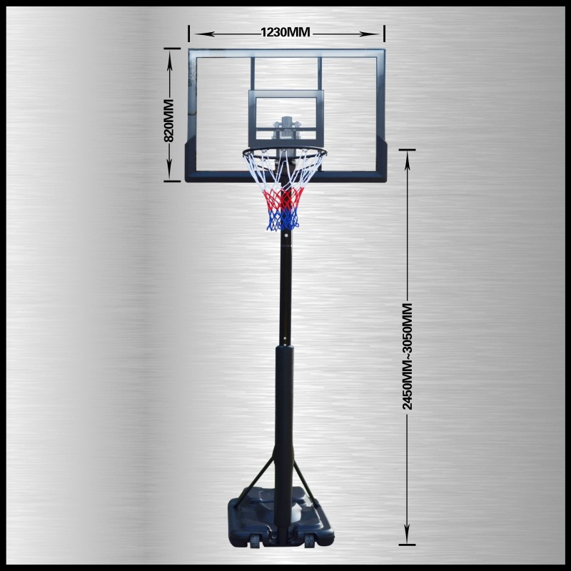 47 inch Portable Basketball Hoop and Stand Height  : 025s3 from alwaysdirect.com.au size 800 x 800 jpeg 91kB