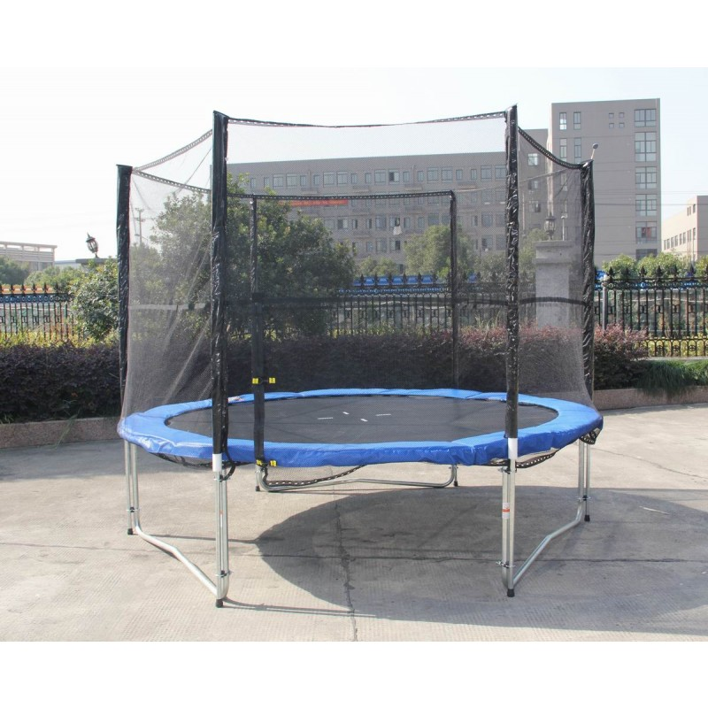 10 Foot Trampoline With Enclosure Always Direct