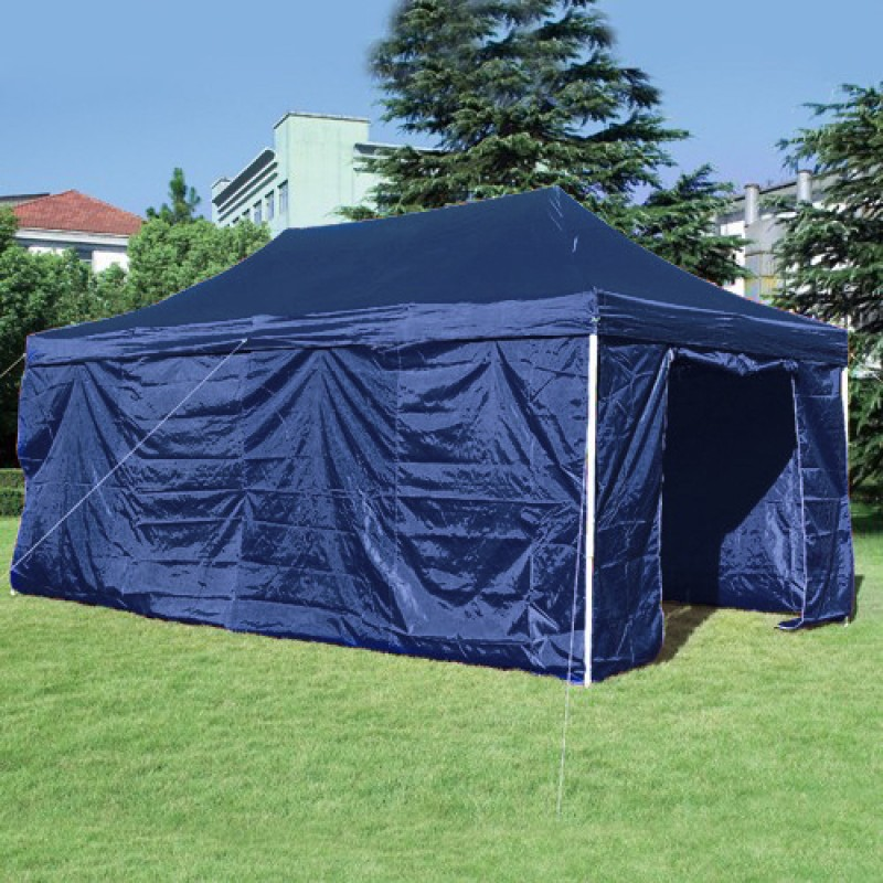 Folding Gazebo Outdoor Tent 3mx6m Folding Gazebo