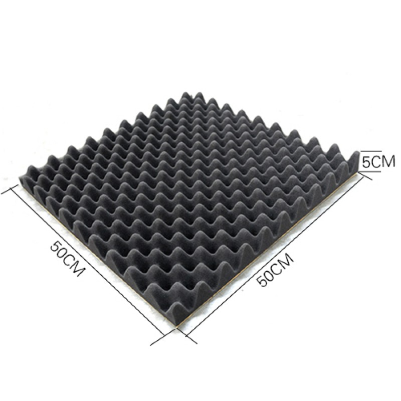 Sound Absorption Foam Square 22 Sheets
