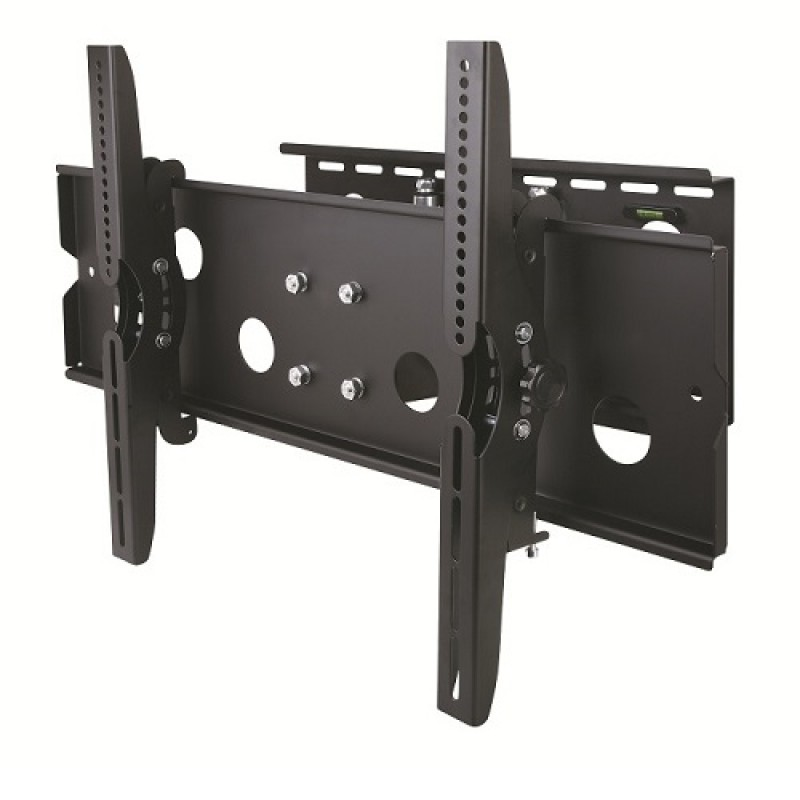 32 60 tv wall mount bracket with tilt swivel and extendable double arms home garden. Black Bedroom Furniture Sets. Home Design Ideas