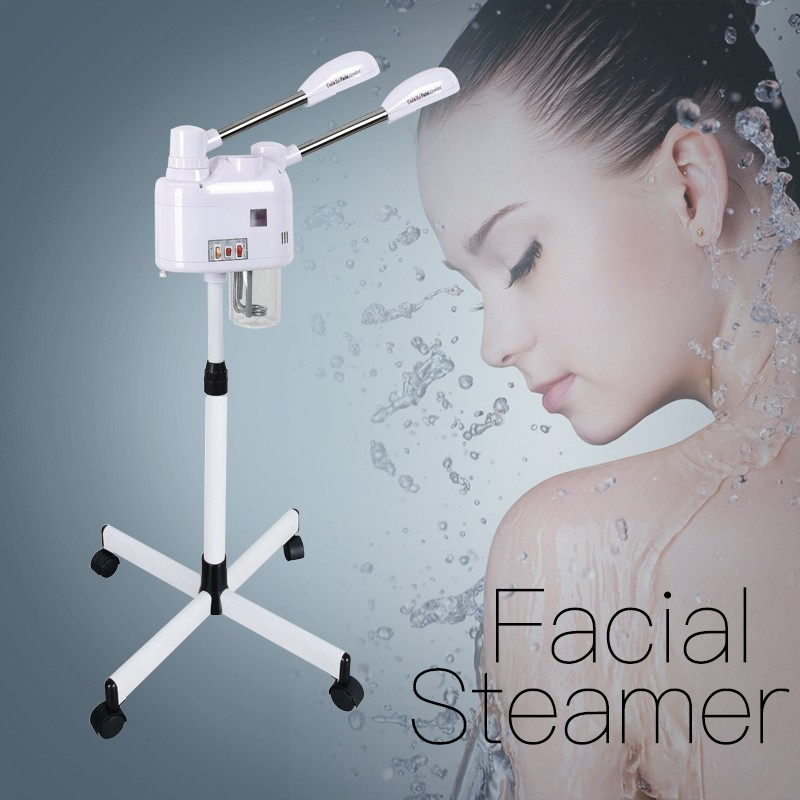 Hot Amp Cold Facial Steamer Beauty Salon Spa Equipment Machine