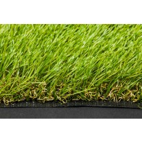 Synthetic Artificial Grass Turf 1x3m - Green &Yellow - 20mm