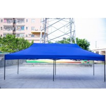 3X6M Folding Gazebo Outdoor Marquee Pop Up Navy Blue