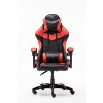 High Back Ergonomic Gaming Office Executive Racing Chair Seat - RED