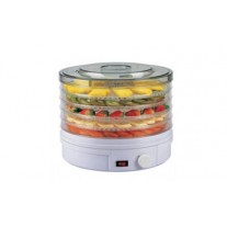 Food Dehydrator Dryer Round with 5 Removable Trays