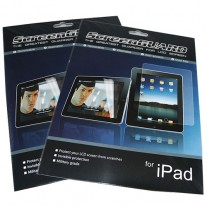 2x Clear Anti-Scatch Screen Protector With Cleaning Cloth for Apple iPad