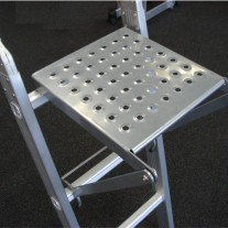 Work Shelf for Ladders and Workstations (Free shipping)
