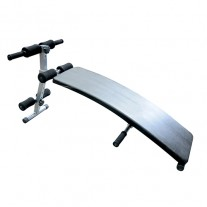 Incline sit up bench