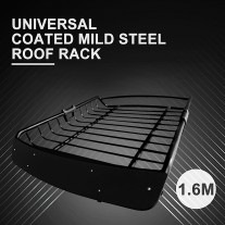 1.6M Universal 4WD Roof Rack/ Car Top Basket Luggage Carrier Holder