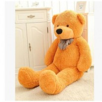 2.3m Giant Soft Teddy Bear Light Brown