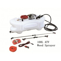 100L 12V Garden Spot Spray Tank ATV Weed Sprayer