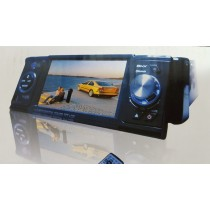 1 Din Car DVD Player with 4 Inch Touch Screen