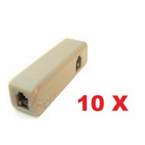 10 X ADSL Filter Splitter (Free Shipping)