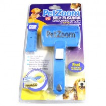 Pet Groom Hair Cleaning Fur Grooming Brush (Free Shipping)