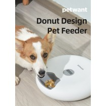 Petwant Auto feeders Smart Automatic Pet Feeder F6