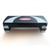 Adjustable Aerobic Step Anti Slip with Wide 78cm Stepping Platform