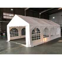 4x8m Premier Grade Heavy Duty Galvanized Frame PVC Fabric Party Tent Marquee