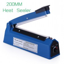 "8"" 200MM Heat Sealing Hand Impulse Sealer Machine"