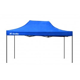 3X4.5M Folding Gazebo Outdoor Marquee Pop Up Navy Blue