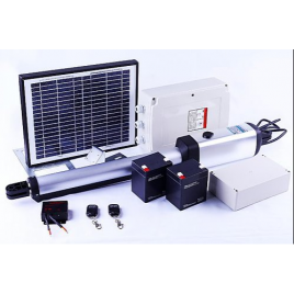 350KG Solar Single Swing Auto Motor Remote Gate Opener