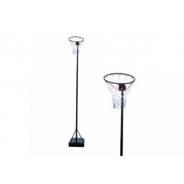 305cm Adjustable Portable Netball System With 38cm Ring with Base