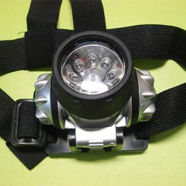 Hands Free 9 Led Headlight (Free Shipping)