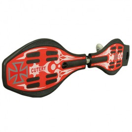 Street Surfing Stunt Vigor Board Red