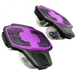 Street Surfing Twist board Purple