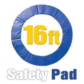 16 Feet Supreme Blue Trampoline Safety Pad
