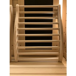 Universal Sauna Back Support Backrest