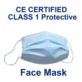 50 PCs CE Certified Class One Disposable Protective Face Mask (Free Shipping)