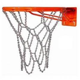 Basketball metal Chain Net For Standard Size Rims 12 Hoops (free shipping)
