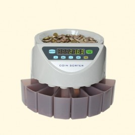 Australian Automatic Coin Counter - Money Cash Sorter