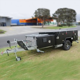 Cruiser Camper Trailer (Front Fold)  - Clearance
