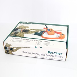100% Waterproof Beeper Rechargeable Remote Control Dog Training Collar Vibrate