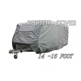 4 Layer Caravan Cover for Poptop Pop Top Caravan 14 - 16ft 480x260x175H CM