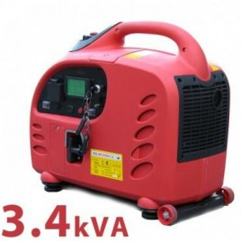 Digital Pure SineWave Power Inverter Generator 3.4kVA