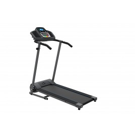 Electric Foldable Exercise Treadmill Running Machine W/LED Monitor Tablet Holder