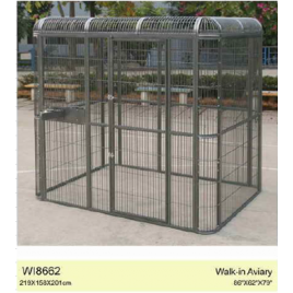 Walk-in Bird Aviary Cage Large