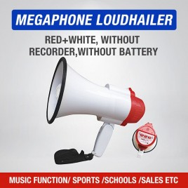 Cheap Megaphone Loudhailer with strap