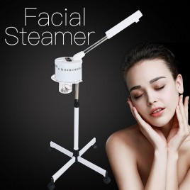 Facial STAND STEAMER Ionic Moisturize Beauty Vapor Hot Spray Ozone