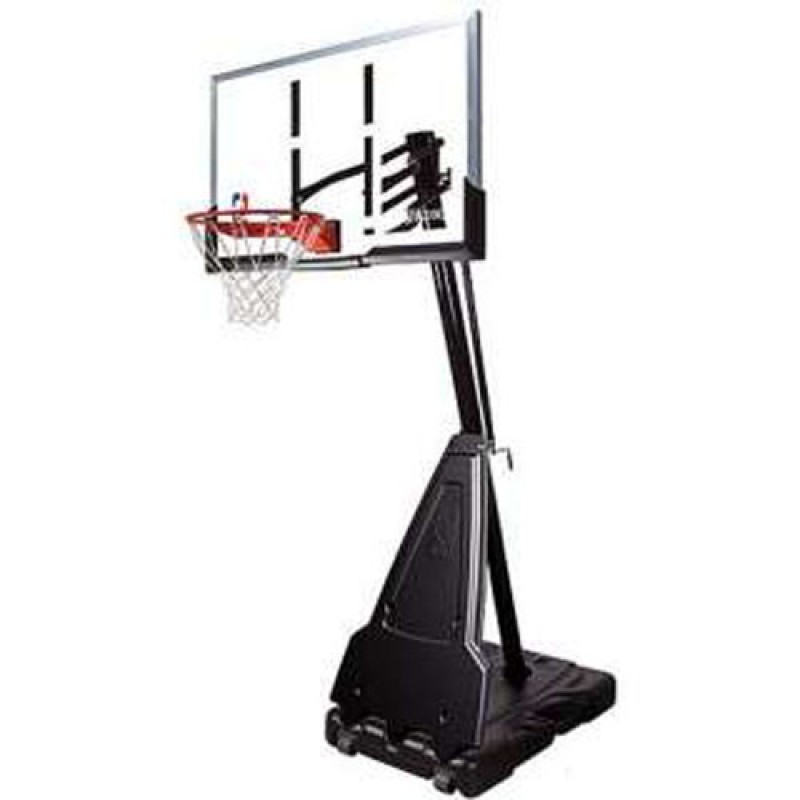 Portable Basketball Ring System Slam Dunk Height Adjustable