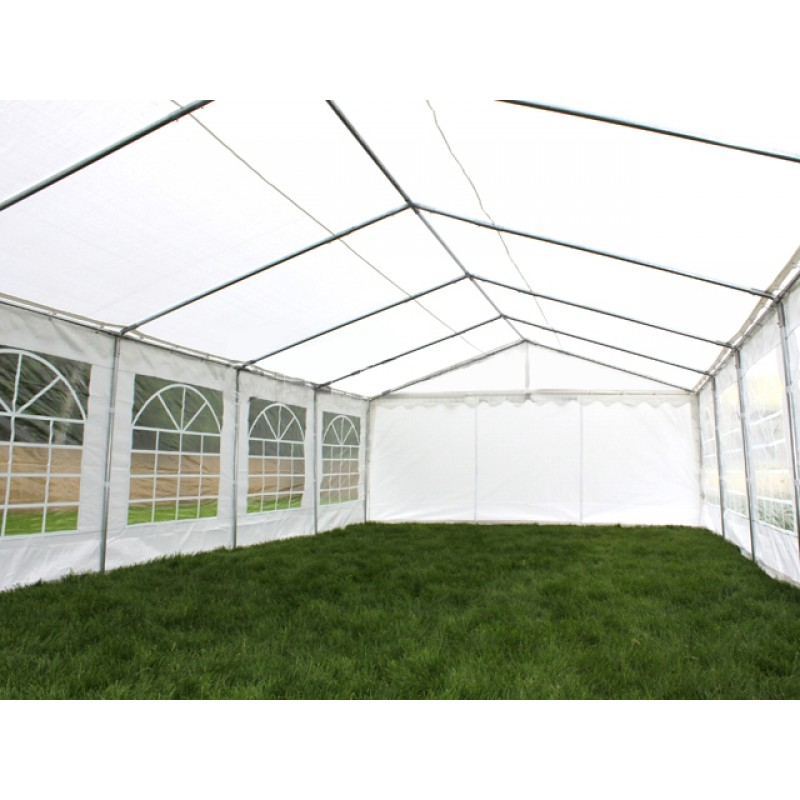 Partyzelt Flicken : Commercial grade heavy duty galvanised frame m party