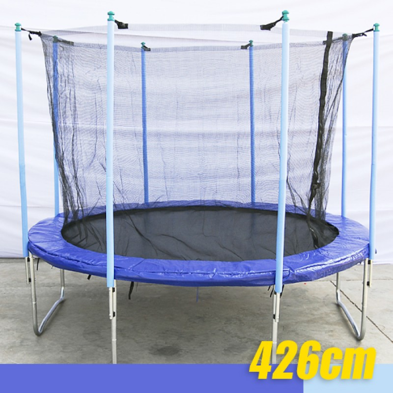 Sample of The Trampolines